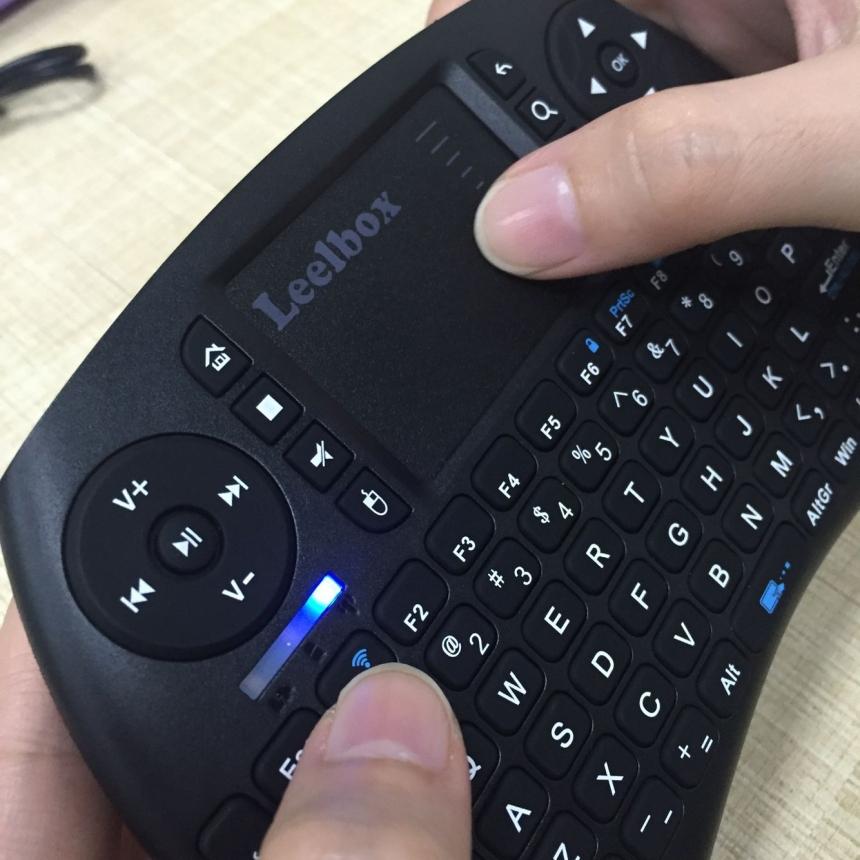 leelbox wireless mini keyboard