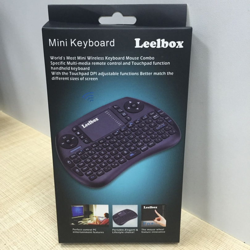 Leelbox Wireless Mini Keyboard