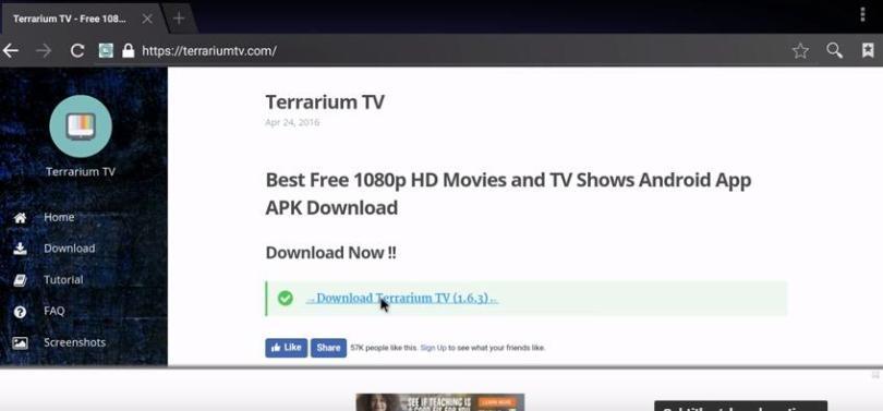 Terrarium Tv Not Loading Links