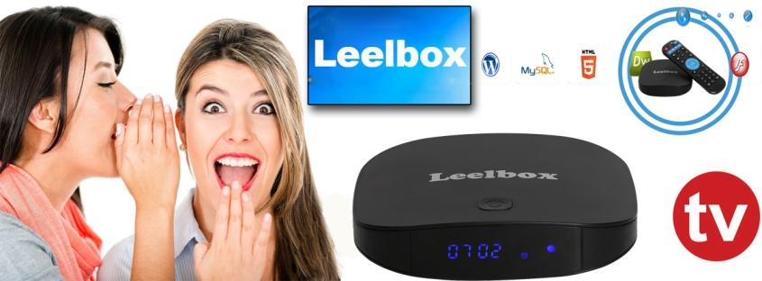 Leelbox Android TV BOX