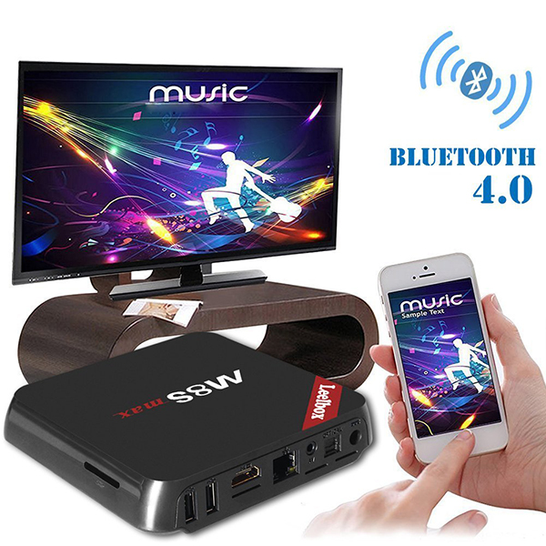 best Android 7.1 tv box m8s max