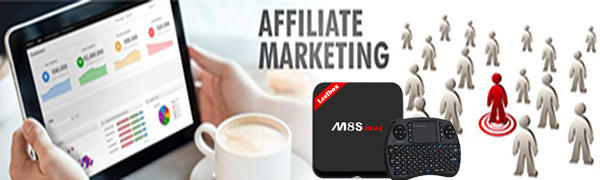 affiliate marketing android tv box