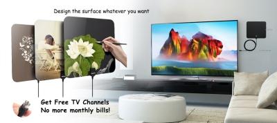 Indoor tv antenna