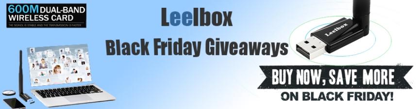 Black Friday Giveaways (Nov2017)