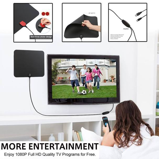 Indoor-tv-antenna