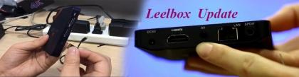 Leelbox firmware update