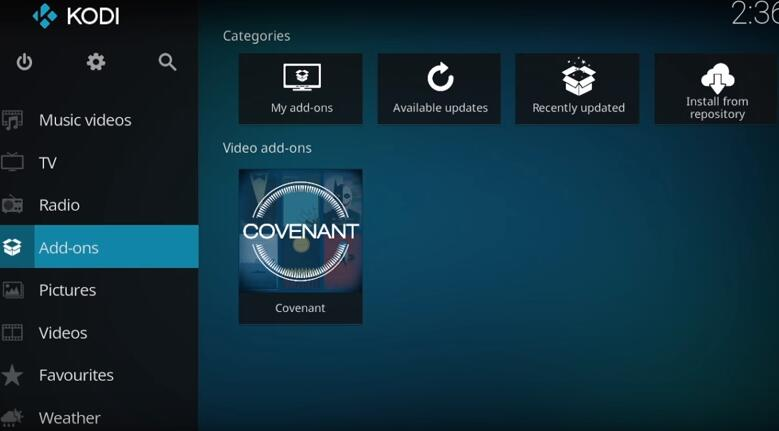 How to Install Covenant easily on Android tv box