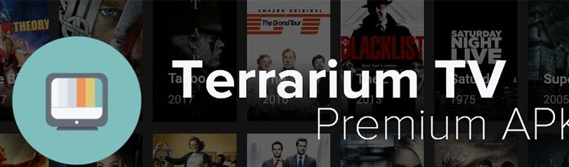 the best movies and series apk-Terrarium TV
