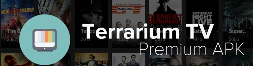 the best movies and series apk-Terrarium TV