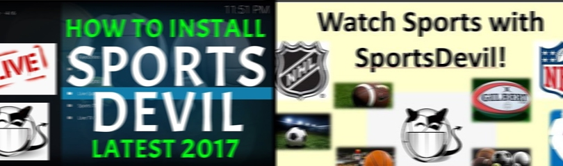 latest version of Sportsdevil