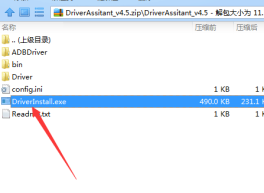DriverAssistant-v4.5